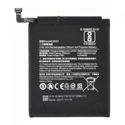 Batteria Xiaomi BN31 per Redmi 5X