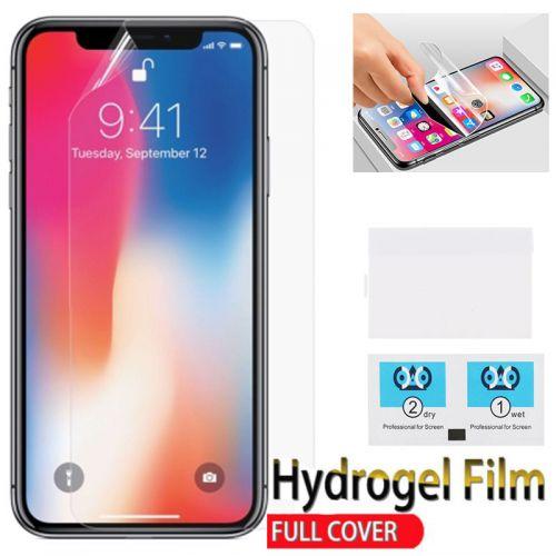 Pellicola Hidrogel iPhone X
