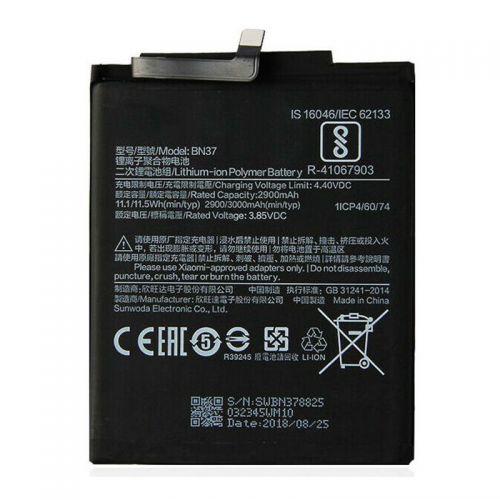 Batteria Xiaomi BN37 per Redmi 6