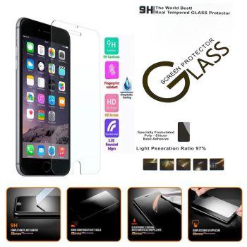 Pellicole vetro temperato iPhone SE