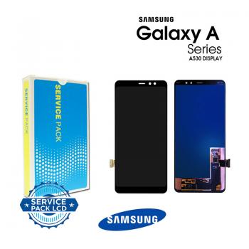 Display Samsung Galaxy A8 2018 A530F Service Pack